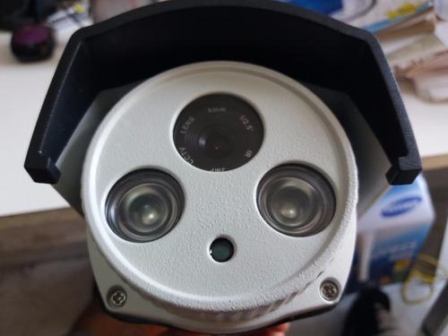 cámara de seguridad ip para exteriores. camhi