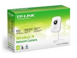 camara de seguridad ip wireless tp-link - mi pc computación