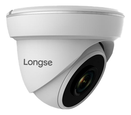 cámara de seguridad longse tipo domo 5mp - lirdlahtc500fk
