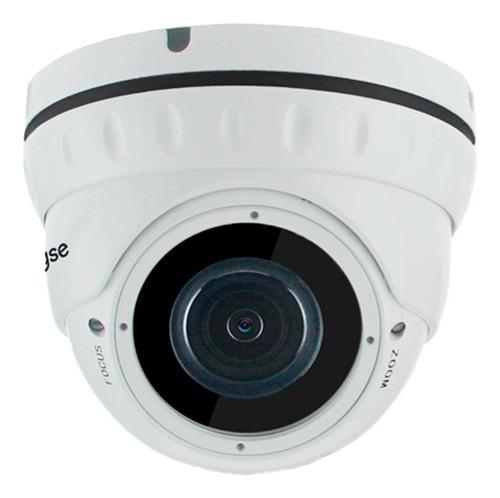 cámara de seguridad longse tipo domo ip 5mp -lirdnthtc500fkp