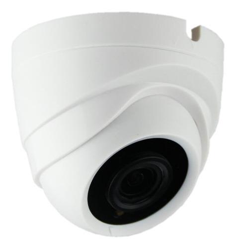 camara de seguridad mini domo ip plastica interior onvif