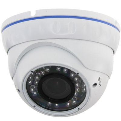 cámara de seguridad tipo domo para cctv