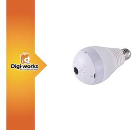 Lámpara IncIva De Tipo Cámara Seguridad E29eWDIYH