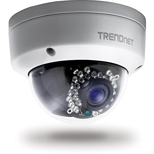 cámara de seguridad trendnet interior / exterior (tv-ip321p