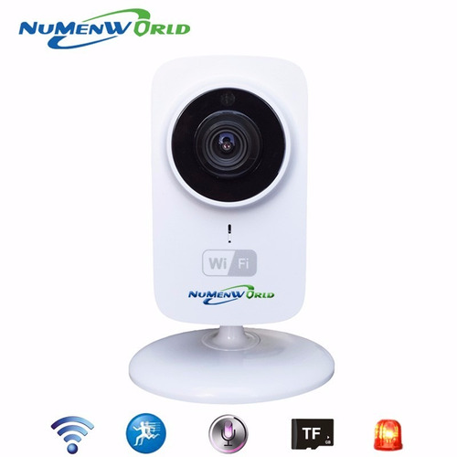 camara de seguridad  wifi compatible android y pc hd