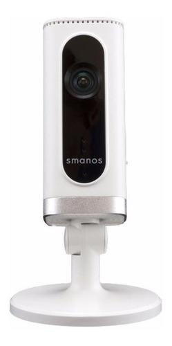 camara de seguridad wifi smanos ip6 hd smartphone app audio