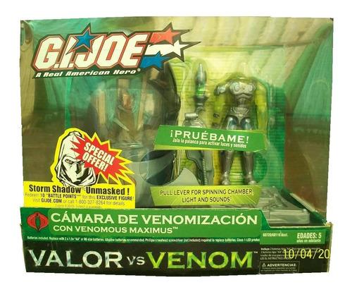 camara de venomización con venomous maximus