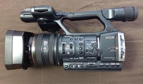cámara de video ax2000 vendo por viaje