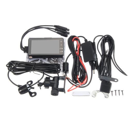 cámara de vídeo bike mt18 lcd para motos full hd original
