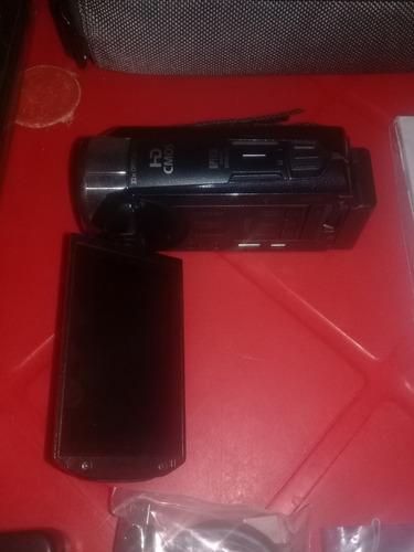 camara de video canon vixia hfr300