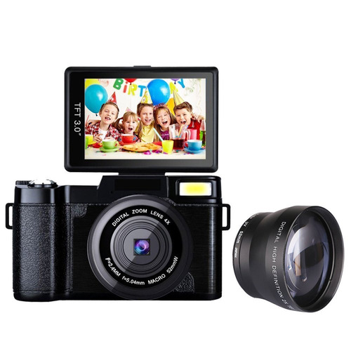 cámara de vídeo diwuer 24.0mp 3.0inch lcd mini