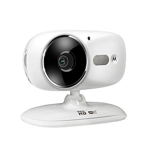 cámara de video doméstica wi-fi hd motorola focus86t con...