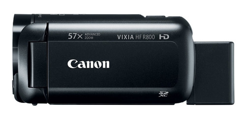 cámara de video full hd canon vixia hf r800