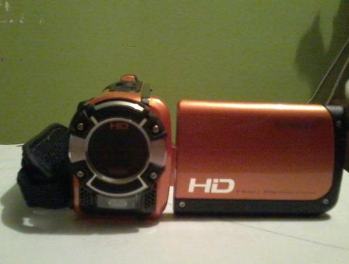 camara de video  full hd sumergible