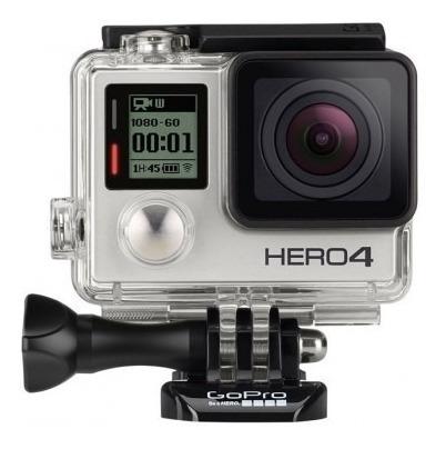 camara de video gopro hero4 silver