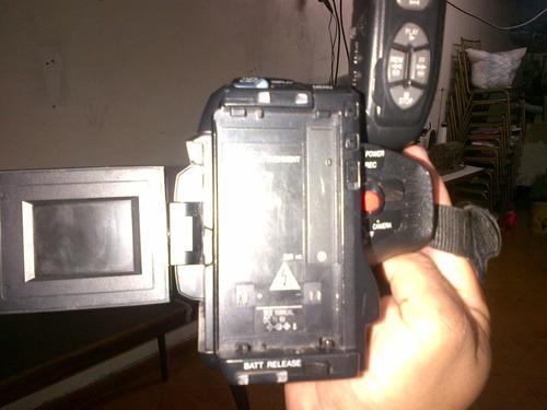 camara de video hadicam panasonic para reparar o repuesto