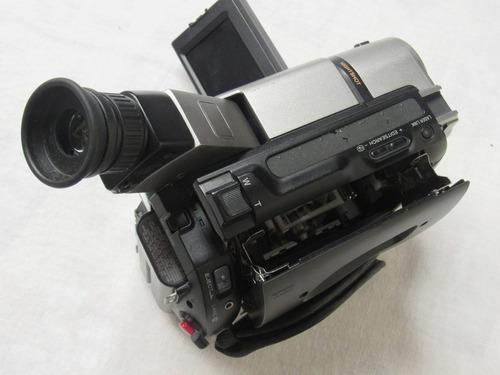 cámara de video / handy cam / sony / video grabadora
