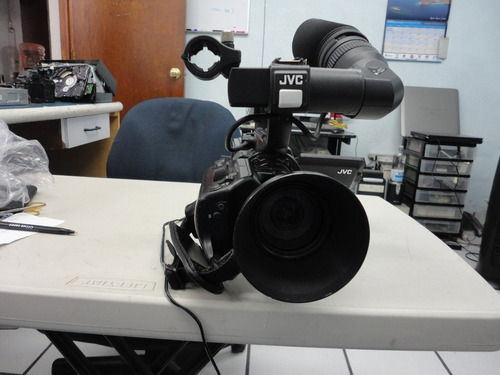 camara de video jvc gy-hd100