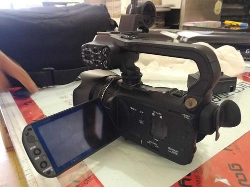 cámara de video marca canon profesional