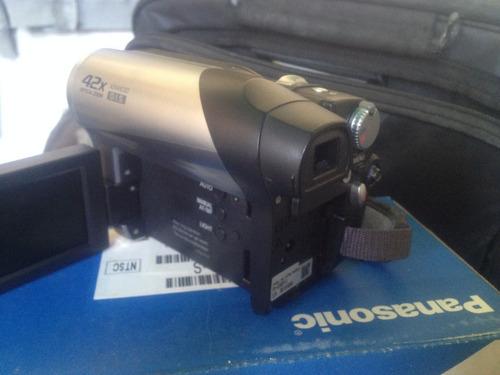 camara de video panasonic para reparar o repuesto