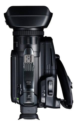 cámara de video profesional 4k canon vixia hf gx10 wifi