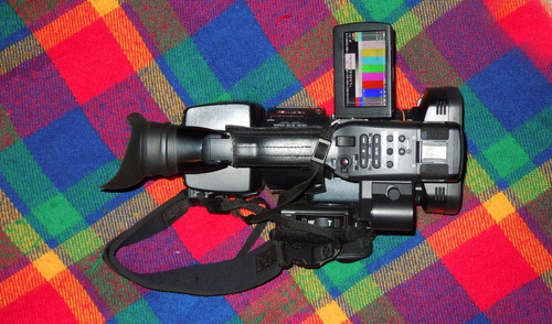 camara de video profesional  hd sony cine alta xdcam