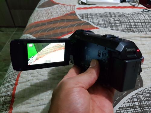 camara de video profesional lumix hc v770