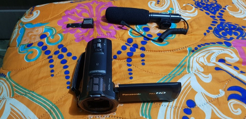 camara de video profesional lumix hc v777