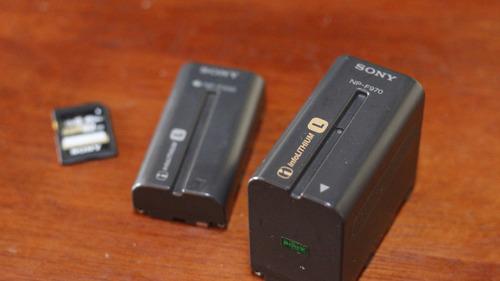 camara de video profesional sony hxr mc2500