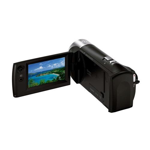 cámara de video sony 9.2 mp con estuche