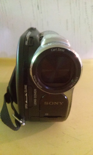 camara de video sony dcr-dvd308, zomm optico 25x minidvd