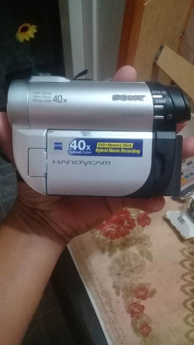 camara de video sony handycam