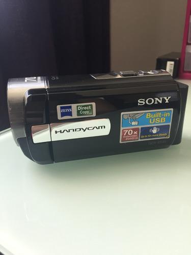 camara de video sony handycam dcr-sx45 negra