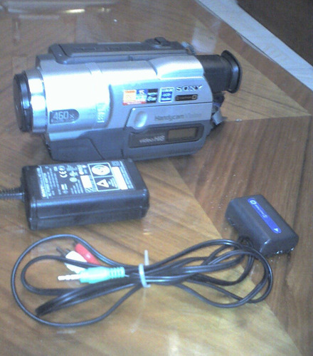 camara de video sony handycam hi8 ccd-trv108