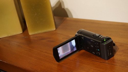 camara de video sony hdr-cx110 handycam