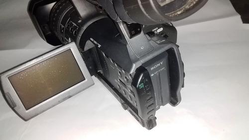camara de video sony hdr-fx7 3-cmos sensor hdv dañada