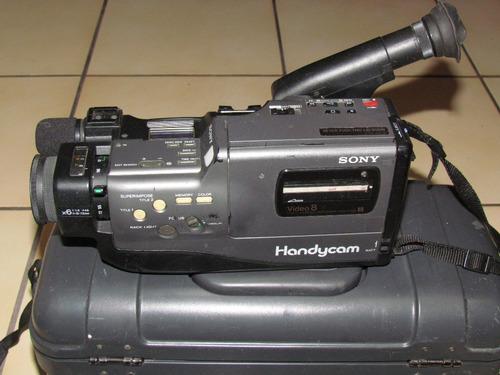 camara de video sony super 8 para repuestos