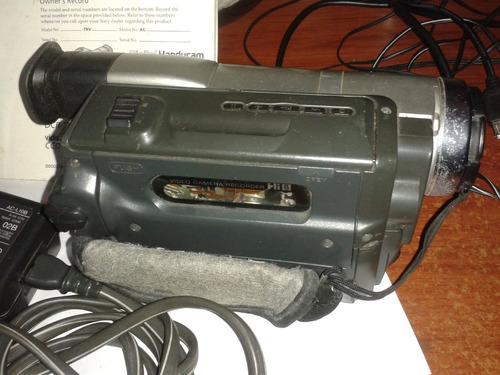 camara de video sony trv108 para repuesto