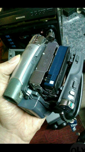 cámara de video sony video cámara funcionando 9/10