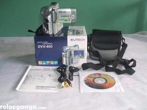 cámara de video utech dvx-600