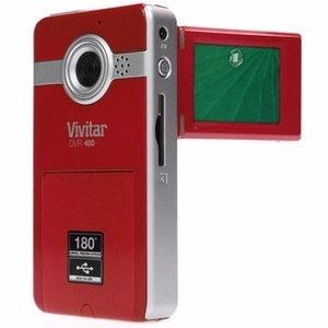 camara de video vivitar modelo dvr 410