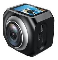 cámara de video vr 360 sports wifi control remoto accesorios