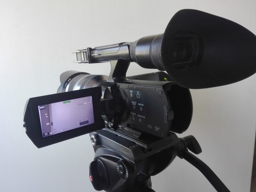 cámara de video y foto sony vg 20