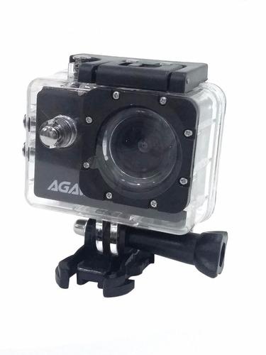 cámara de vídeo y fotografia extrema con pantalla.fj