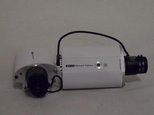 camara de videovigilancia ip network axis 2120 internet