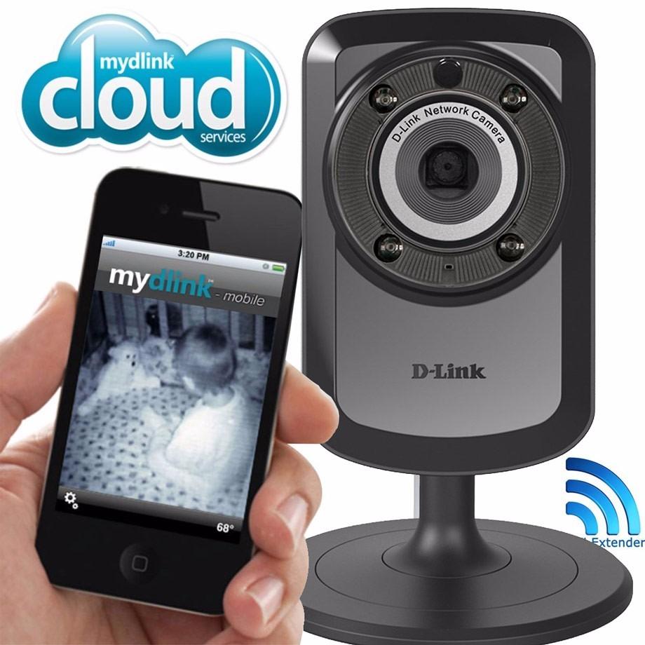 D-Link DCS-934L Wireless Camera Descargar Controlador