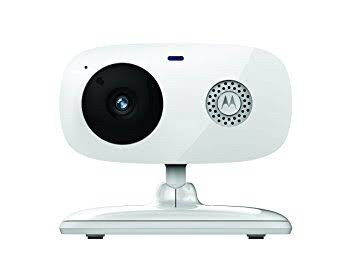 cámara de vigilancia hd 720p motorola wifi focus 66
