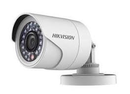 camara de vigilancia, hikvision, bullet, analoga, 1mp, hd720