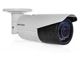 camara de vigilancia, hikvision, ip, bullet, 2mp, 2.8mm-12mm