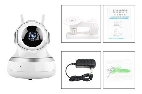 cámara de vigilancia inlámbrica wifi audio doble antena